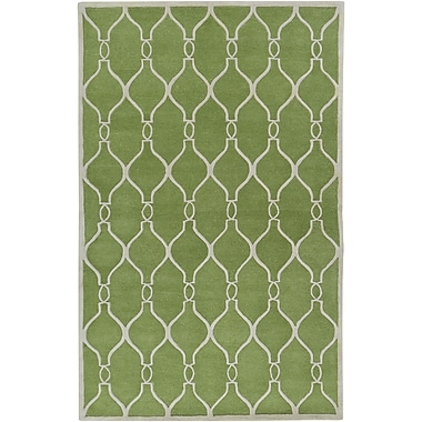 Surya Jill Rosenwald Zuna ZUN1019-811 Hand Tufted Rug, 8' x 11' Rectangle