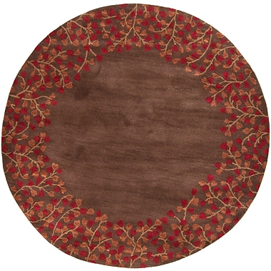 Surya Athena ATH5003-6RD Hand Tufted Rug, 6' Round