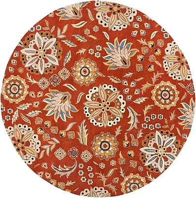 Surya Athena ATH5126-8RD Hand Tufted Rug, 8' Round