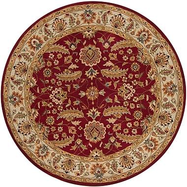 Surya Caesar CAE1022-4RD Hand Tufted Rug, 4' Round