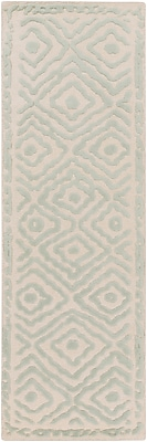 Surya Beth Lacefield Atlas ATS1007-268 Hand Knotted Rug, 2'6