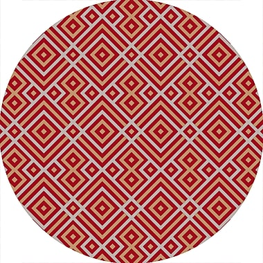 Surya Brentwood BNT7699-3RD Hand Hooked Rug, 3' Round