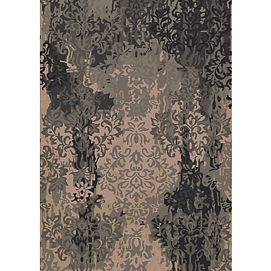 Surya Brocade BRC1010-811 Hand Knotted Rug, 8' x 11' Rectangle
