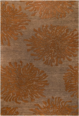 Surya Bombay BST495-58 Hand Tufted Rug, 5' x 8' Rectangle