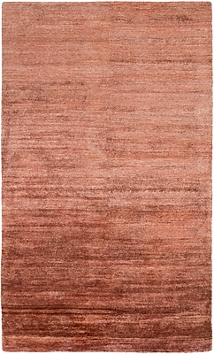 Surya Gilded GID5003-811 Hand Knotted Rug, 8' x 11' Rectangle