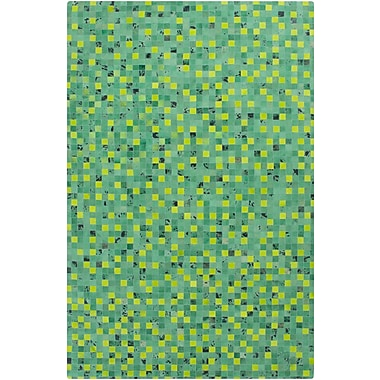 Surya Houseman HSM4005-810 Hand Crafted Rug, 8' x 10' Rectangle