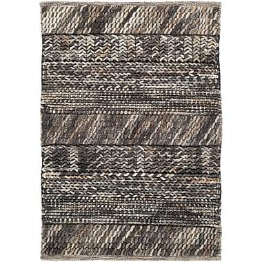 Surya Norway NOR3701-23 Hand Woven Rug, 2' x 3' Rectangle