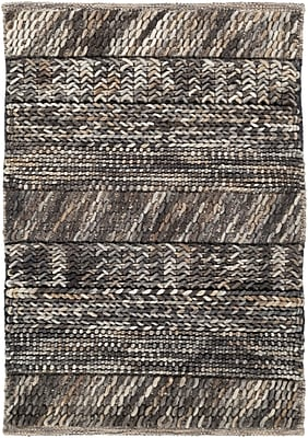 Surya Norway NOR3701-23 Hand Woven Rug, 2' x 3' Rectangle