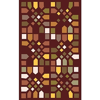 Surya Mike Farrell Peerpressure PSR7015-58 Hand Tufted Rug, 5' x 8' Rectangle
