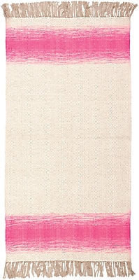Surya Papilio Shine SHN2001-46 Hand Woven Rug, 4' x 6' Rectangle