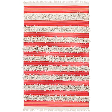 Surya Papilio Steps STP9000-23 Hand Woven Rug, 2' x 3' Rectangle