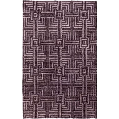 Surya Vanderbilt VAN1001-58 Hand Knotted Rug, 5' x 8' Rectangle