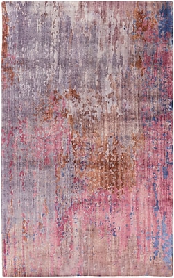 Surya Watercolor WAT5003-23 Hand Knotted Rug, 2' x 3' Rectangle