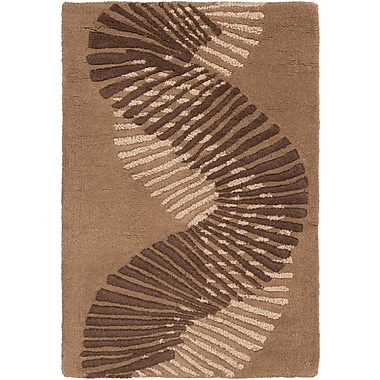 Surya Artist Studio ART233-811 Hand Tufted Rug, 8' x 11' Rectangle