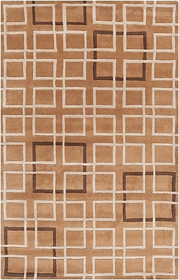 Surya Artist Studio ART236-58 Hand Tufted Rug, 5' x 8' Rectangle