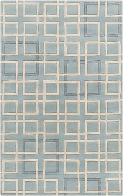 Surya Artist Studio ART238-811 Hand Tufted Rug, 8' x 11' Rectangle