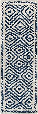 Surya Beth Lacefield Atlas ATS1002-268 Hand Knotted Rug, 2'6