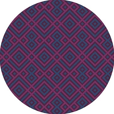 Surya Brentwood BNT7705-6RD Hand Hooked Rug, 6' Round