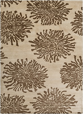 Surya Bombay BST493-811 Hand Tufted Rug, 8' x 11' Rectangle