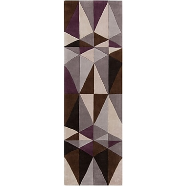 Surya Cosmopolitan COS9171-268 Hand Tufted Rug, 2'6