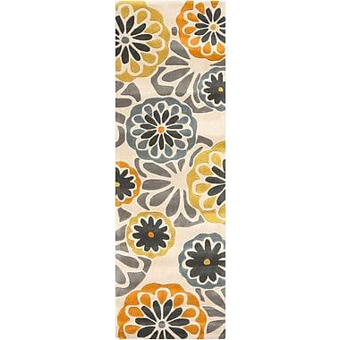 Surya Cosmopolitan COS9206-268 Hand Tufted Rug, 2'6
