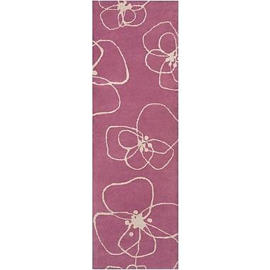 Surya Lotta Jansdotter Decorativa DCR4002-268 Hand Tufted Rug, 2'6