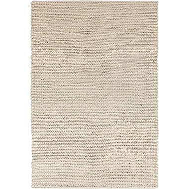 Surya DeSoto DSO202-58 Hand Woven Rug, 5' x 8' Rectangle