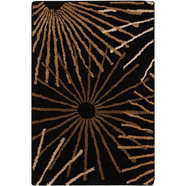 Surya Forum FM7090-312 Hand Tufted Rug, 3' x 12' Rectangle