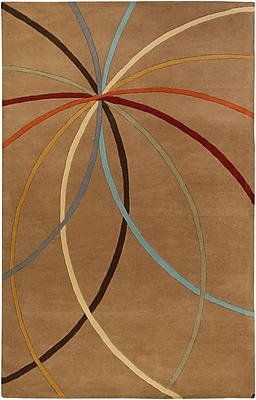 Surya Forum FM7140-69 Hand Tufted Rug, 6' x 9' Rectangle