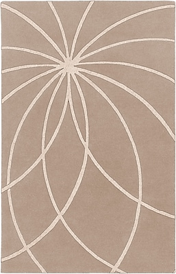 Surya Forum FM7185-58 Hand Tufted Rug, 5' x 8' Rectangle