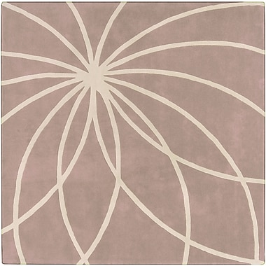 Surya Forum FM7185-6SQ Hand Tufted Rug, 6' Square