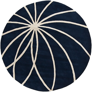 Surya Forum FM7186-99RD Hand Tufted Rug, 9'9