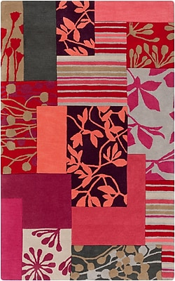 Surya Harlequin HQL8028-58 Hand Tufted Rug, 5' x 8' Rectangle