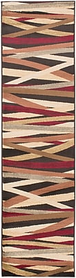 Surya Riley RLY5057-275 Machine Made Rug, 2' x 7'5
