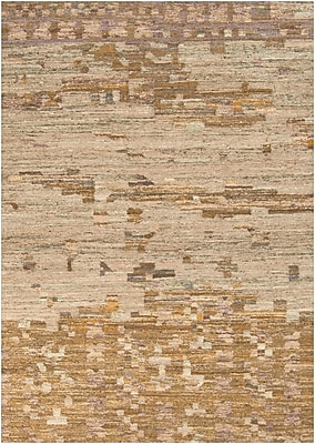 Surya Rustic RUT700-811 Hand Woven Rug, 8' x 11' Rectangle