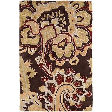 Surya Sea SEA151-23 Hand Tufted Rug, 2' x 3' Rectangle