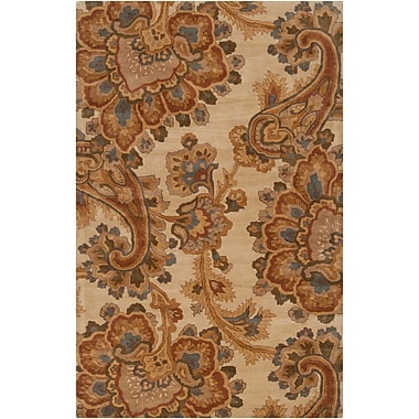 Surya Sea SEA173-811 Hand Tufted Rug, 8' x 11' Rectangle