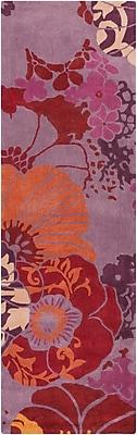 Surya Swank SWA1008-268 Hand Tufted Rug, 2'6