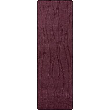 Surya Wave WVE1002-268 Hand Loomed Rug, 2'6