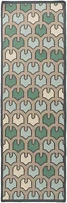Surya Beth Lacefield Alameda AMD1073-268 Hand Woven Rug, 2'6
