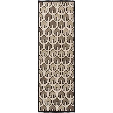 Surya Beth Lacefield Alameda AMD1075-268 Hand Woven Rug, 2'6