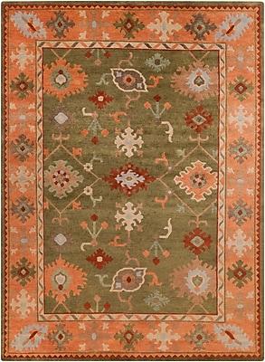Surya Anastacia ANA8409-811 Hand Knotted Rug, 8' x 11' Rectangle