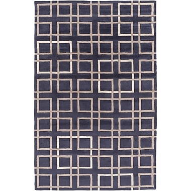 Surya Artist Studio ART237-58 Hand Tufted Rug, 5' x 8' Rectangle