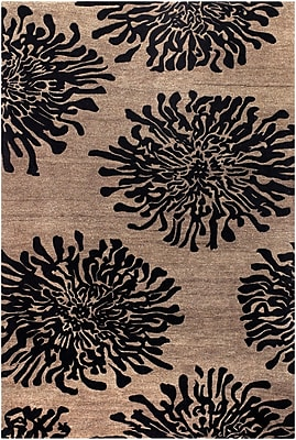 Surya Bombay BST496-23 Hand Tufted Rug, 2' x 3' Rectangle