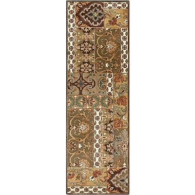 Surya Caesar CAE1139-268 Hand Tufted Rug, 2'6