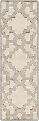 Surya Candice Olson Modern Classics CAN2041-268 Hand Tufted Rug, 2'6