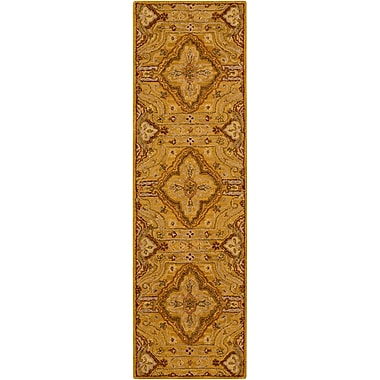 Surya Carrington CAR1002-268 Hand Hooked Rug, 2'6