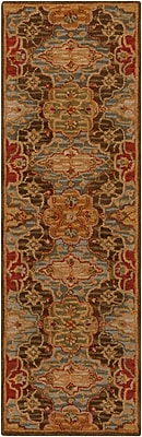 Surya Carrington CAR1005-268 Hand Hooked Rug, 2'6