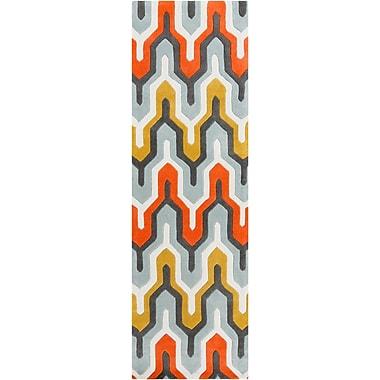 Surya Cosmopolitan COS9176-268 Hand Tufted Rug, 2'6