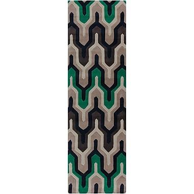Surya Cosmopolitan COS9213-268 Hand Tufted Rug, 2'6